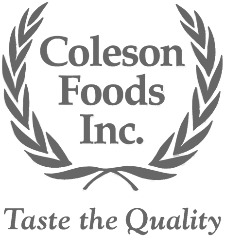 Coleson Foods Grey Logo
