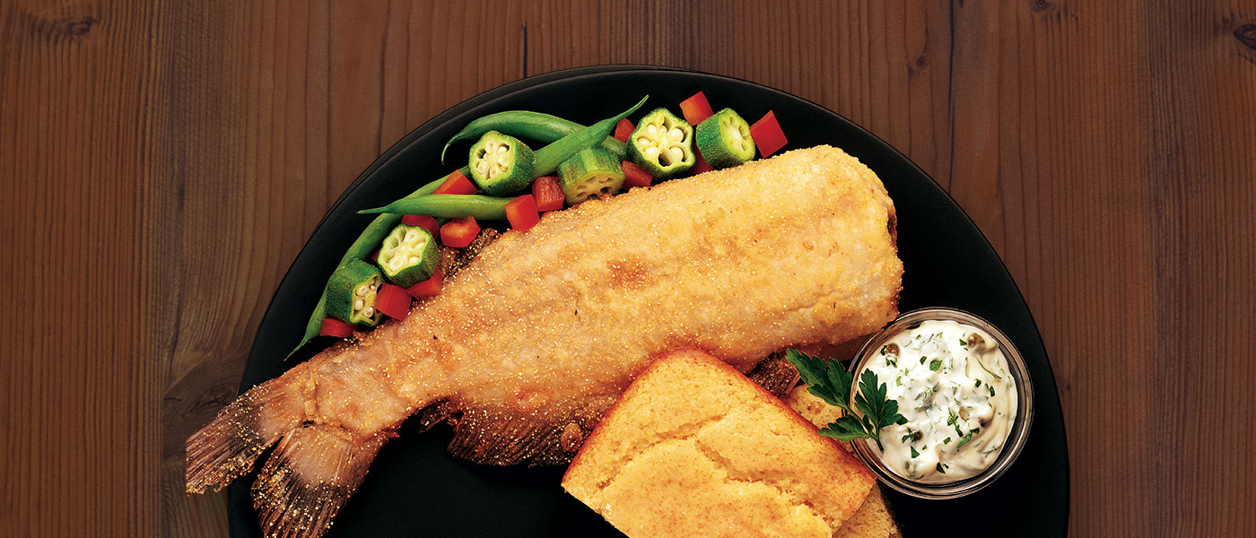 Catfish Pan Ready