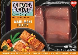 Mahi-Mahi Fillets
