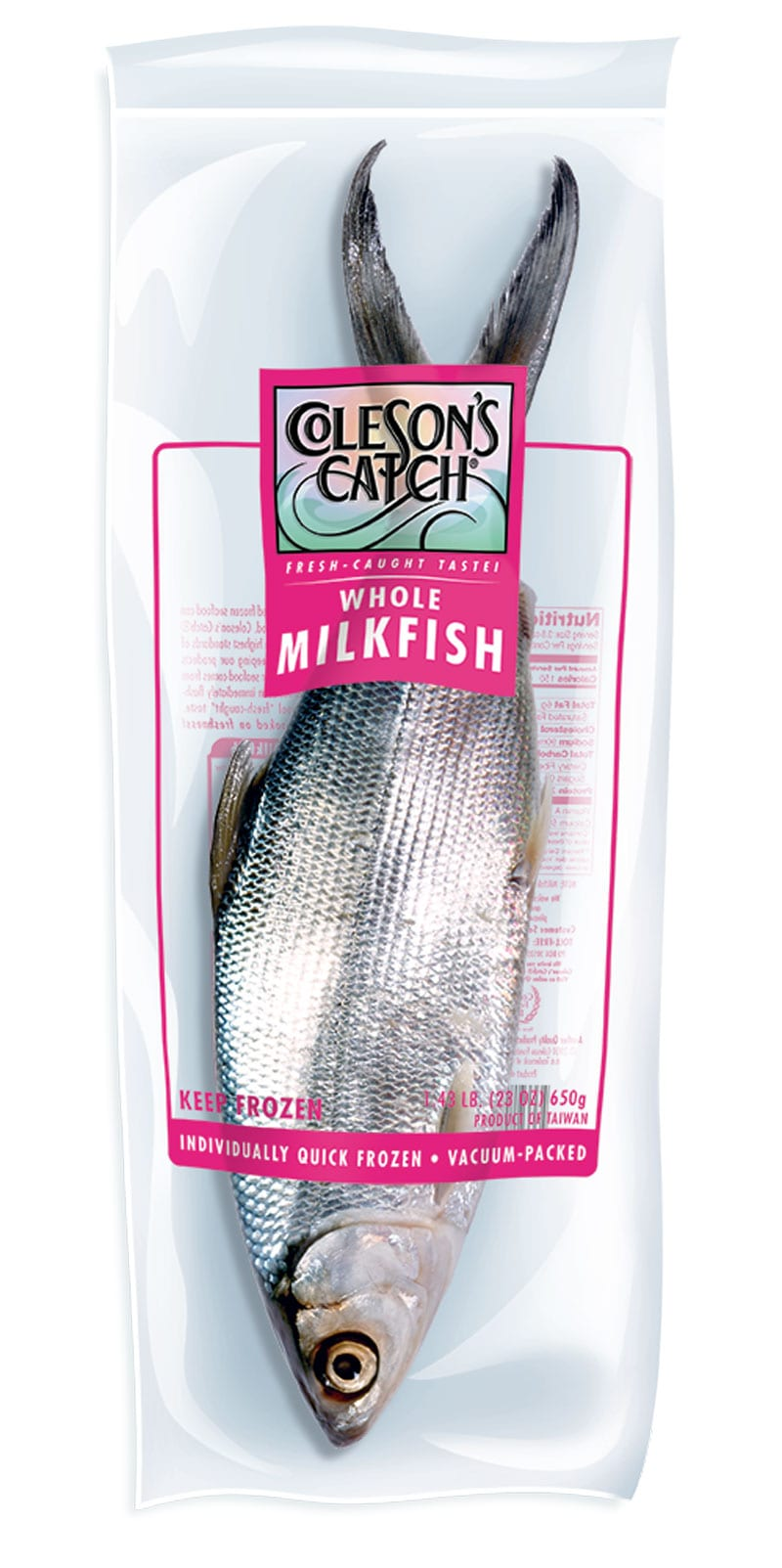 Whole Milkfish