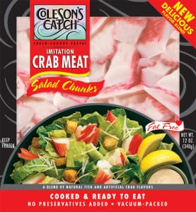 Imitation Crab - Salad Chunks