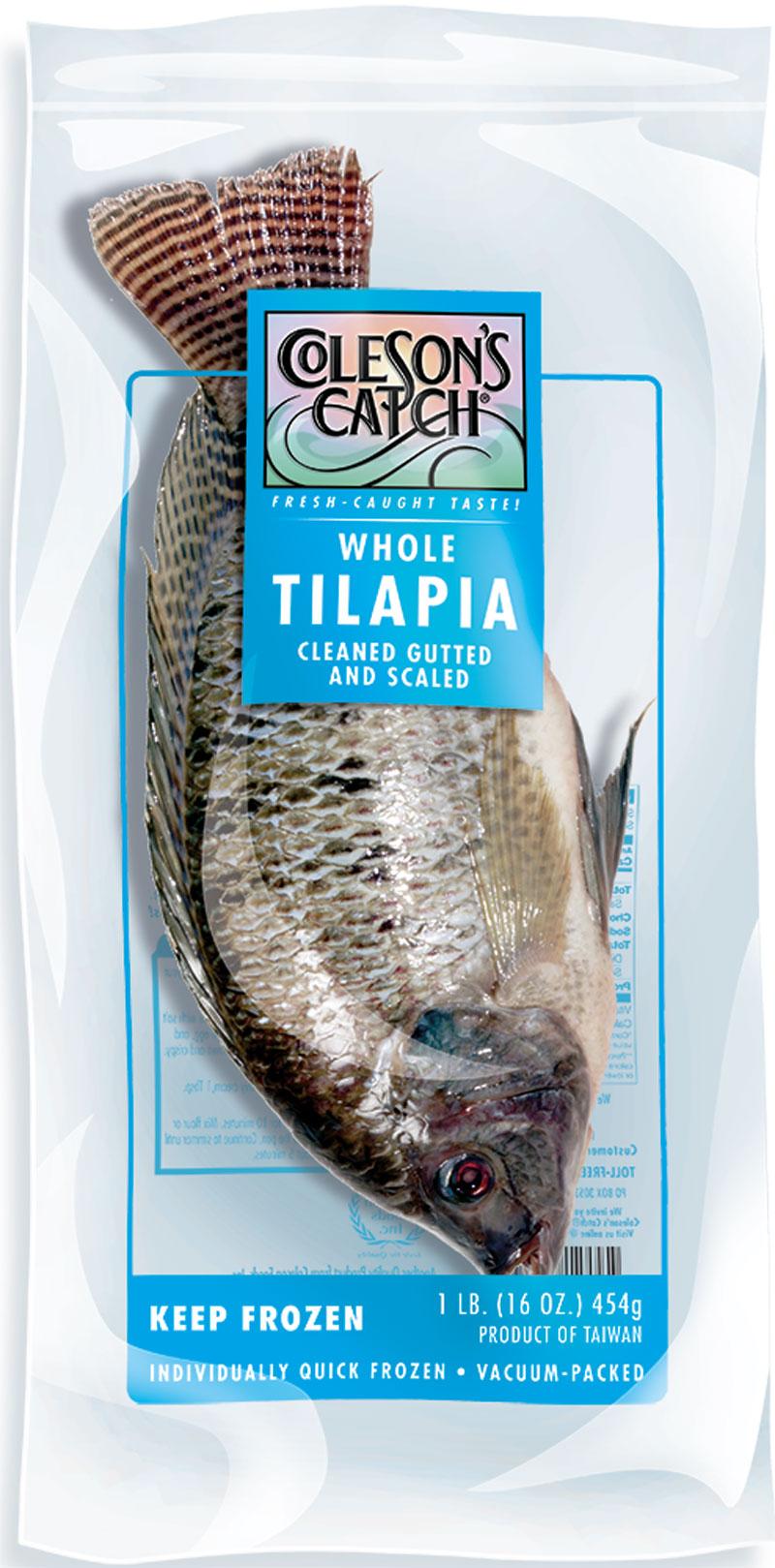 Whole Tilapia