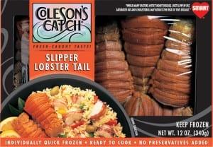 Slipper Lobster Tail
