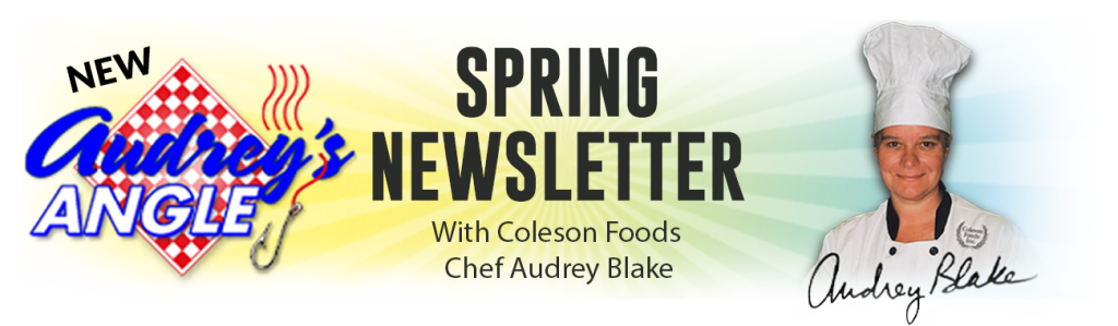Quick, Easy, Light & Fresh Recipes for Spring …No Matter What the Weather Brings!