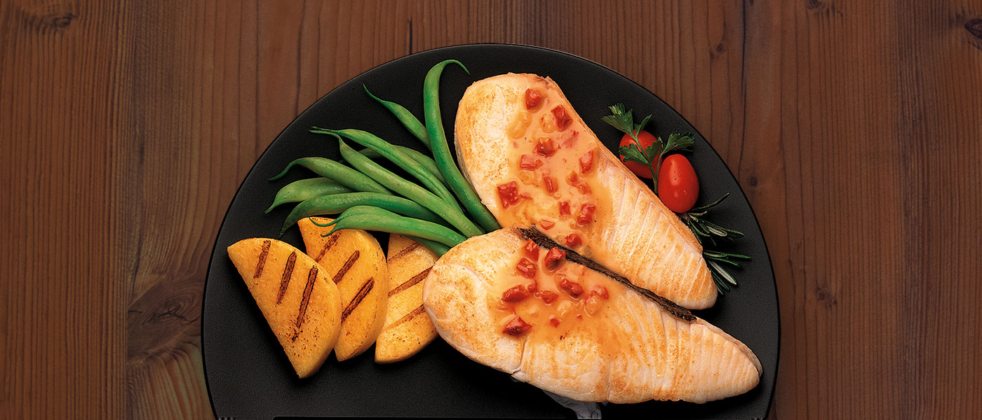 Halibut Steaks