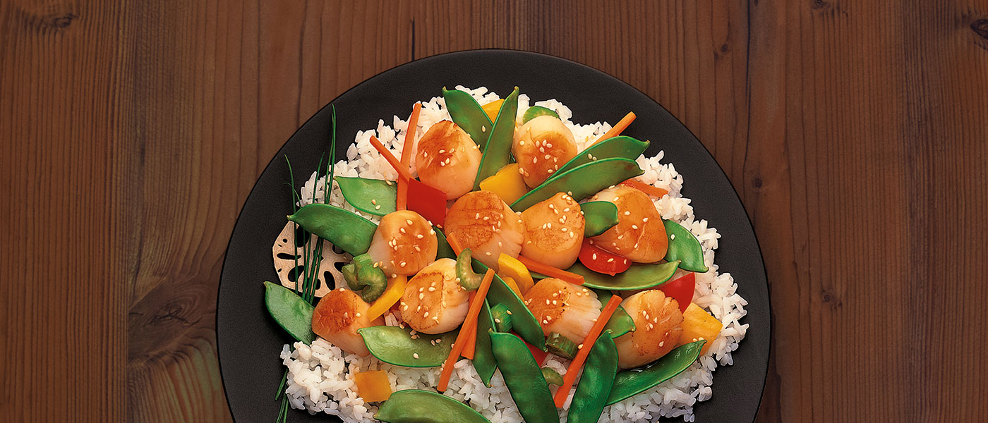 Sea Scallops – Large