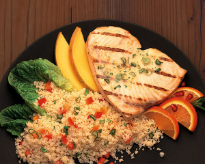 Cooked Swordfish