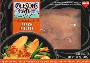 Perch Fillets