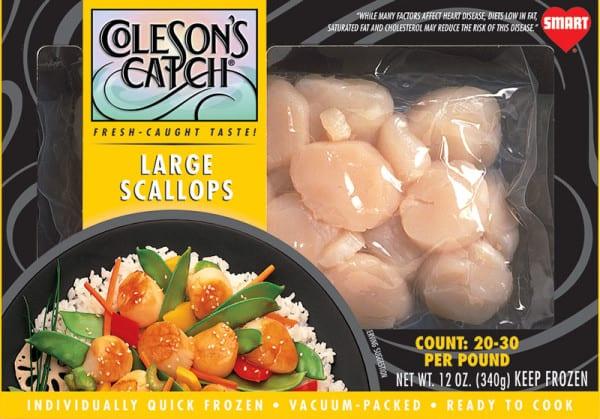 Large Scallops