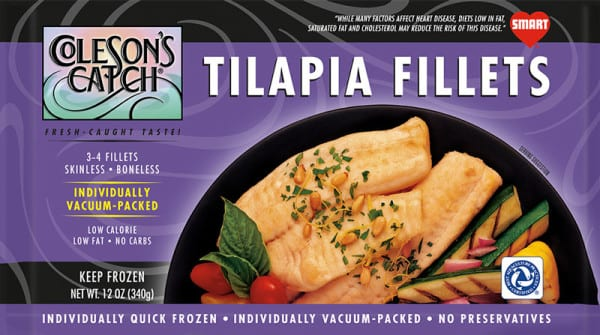 Tilapia Fillets
