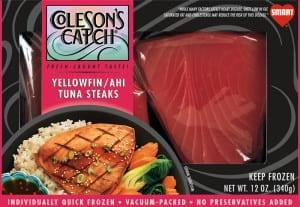 fish - Tuna Steaks