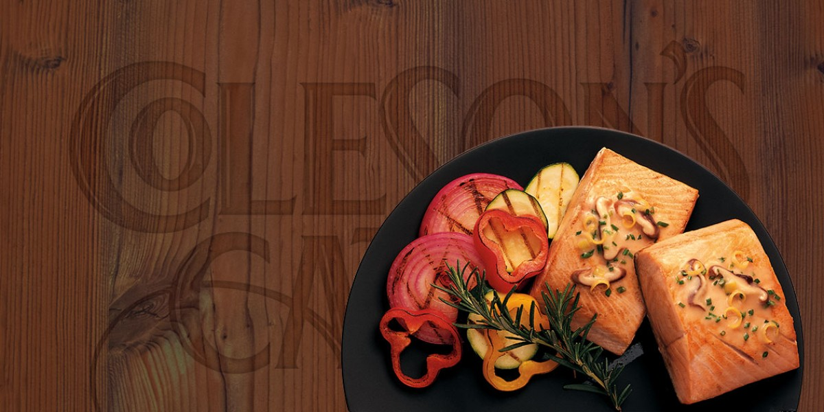 Wild Alaskan Coho Salmon Fillets