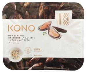 Kono Mussels